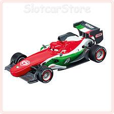 """Carrera GO 64051 Disney / Pixar Cars Carbon """"Francesco Bernoulli"""" 1:43 Auto"""