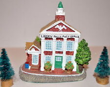1996 Liberty Falls ~ The Americana Collection ~ Post Office Ah107 Mib