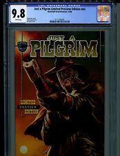 Just a Pilgrim Limited Preview Edition #nn CGC 9.8 (2000) Black Bull Garth Ennis