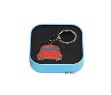 Key Chain Ring Beetle Bug Red Volkswagen VW Collection by BRISA BEKH01