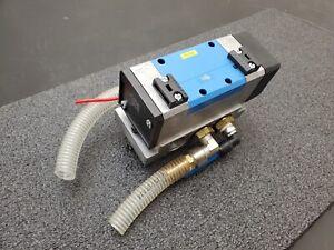 FESTO Pneumatic Manifold Air/Vacuum Valve VL-5/2-D-3-FR-C -13.7-240PSI w/Base