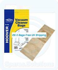 Vacuum Cleaner Dust Bags for Hoover U1102 U1220 U1290 -Pack Of 25- Type H18
