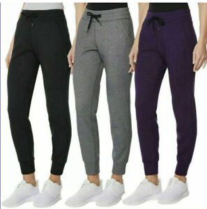NEW!!! 32 Degrees Ladies' Tech Fleece Jogger Pant Size & Color VARIETY!!! S05