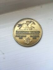 Vintage 1998 124th Kentucky Derby Churchill Downs Souvenir Coin