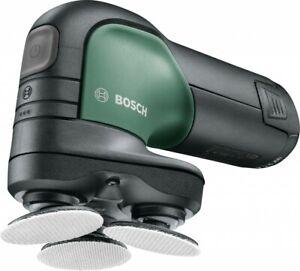 Bosch Schleifer EasyCurv Sander 12 12 V, 2,5 Ah, inkl. 1 Akku und Ladegerät