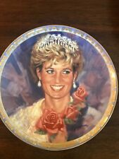 Princess Diana plate set of 6 BNIB Collector's plate