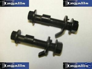 INGALLS CAMBER KIT FRONT & REAR FITS 91-94 NISSAN NX SET