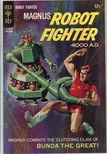 Magnus Robot Fighter  #20  VF/NM. Gold Key