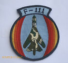 F-111 AARDVARK CAMOUFLAGE Patch US AIR FORCE TAC FTR SQUADRON AFB MILITARY WOW