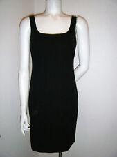 BCBG DRESSES Women's Black Sleeveless Sheath Dress Gown sz. 2 S new