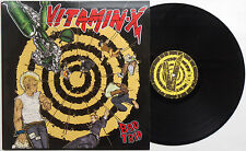 Vitamine X-Bad trip LP US PRESS Baronne Kylesa Tragedy Amsterdam Holland SXE HC