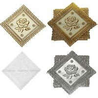 Coaster Table Cup Plate Coffee Cards Pad Dinning Decoration Non-Slip Tableware