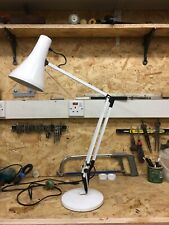 Anglepoise Modelo 90 Escritorio o Mesa Lámpara Original Hecho En Inglaterra