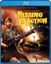 MISSING IN ACTION New Sealed Blu-ray Collector's Edition Chuck Norris