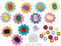 Creativity For Kids BFF Flower Bracelets Best Friend Bracelet Children Craft Kit