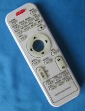 Genuino Original inphic Multimedia Player control remoto probado y limpiado