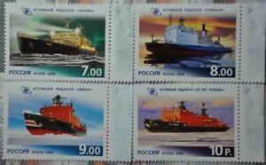 Russia Boats 2009