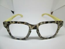 Peepers Women's Coffee Shop Square Reading Glasses Readers Large Frame +3.00