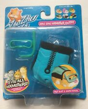 Zhu Zhu Pet Wet Suit & Swim Mask Hamster Outfit - NEW Fits All Hamsters