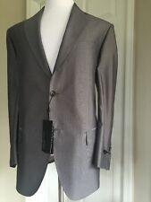 Gianfranco Ferre Men's Suit Gray 44 US ( 54 Eur ) NWT $3050 Italy
