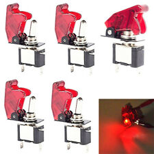 Heavy Duty 12V/20A Car Auto Switch On/off SPST Toggle Switch LED Illuminated