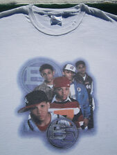 B5 bad boy entertainment 2005 tour 2XL concert T-SHIRT xxl tnt boyz audio