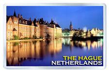 THE HAGUE NETHERLANDS FRIDGE MAGNET SOUVENIR IMAN NEVERA