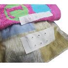 8 Corner Keeper Clip Duvet Comforter holder fastener - Keep Corners in Place !