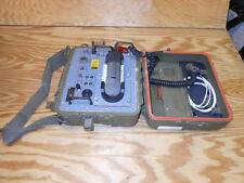 Raytheon Military Telephone Test Set TS-3647/G in Metal Case