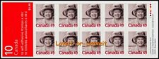 CANADA 2003 CANADIAN CORONATION OF QUEEN FV FACE $4.90 RARE MNH STAMP BOOKLET