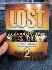 Lost Box Set The Complete Second Season The Extended Experience DVD