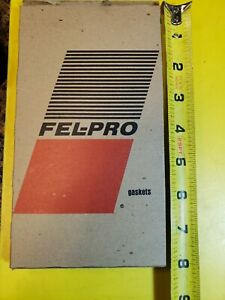 FEL-PRO 60271 CARBURETOR BASE MOUNTING INTAKE GASKET 1974-1978 FORD MUSTANG II