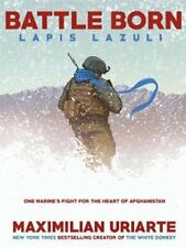 Battle Born Lapis Lazuli by Maximilian Uriarte 9780316448963   Brand New