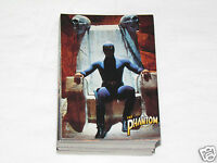 1996 INKWORKS THE PHANTOM Movie Complete Trading Card Set #1-90 Zeta-Jones