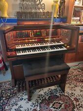 Lowery Organ Mx-2 Dark Wood Electric