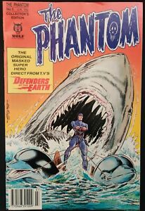 The Phantom ('92) Wolf Publishing UK COLLECTOR'S EDITION - no. 1 *SHDC*