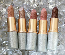 MAC Mariah Carey Lipstick All I Want for Christmas ALL 5 Lipsticks On Hand BNIB