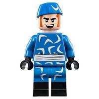 The LEGO Batman Movie Captain Boomerang Minifigure Split from 70918 (Bagged)