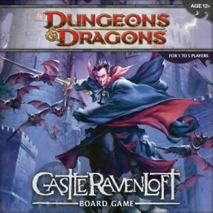 Castle Ravenloft Board Game (Dungeons & Dragons, D&D) [New ] Dice Game, Table