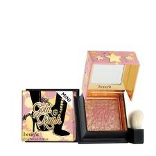 Benefit Cosmetics Gold Rush Blush Mini - Warm Golden Nectar 0.08 oz -New In Box