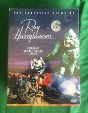 Ray Harryhausen Legendary Science Fiction Series 5-Pack (DVD, 2004, 5-Disc Set)