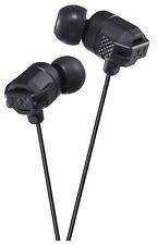 JVC HA-FX102 In-Ear Only Headphones - Black