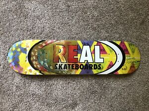 Mark Gonzales Real Remix Skateboard Deck