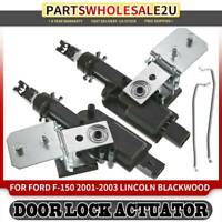 Rear LH & RH Door Lock Actuator for Ford F-150 2001-2003 Lincoln Blackwood 2002