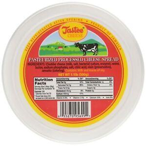 Jamaican Tastee Cheese, 17.6 oz (1.1 lb)