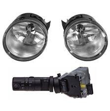 NEW Fog Lamp w/o Automatic Headlights Genuine For Nissan Titan 2004-2015