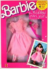Barbie Wedding of The Year Kira Bridesmaid 1989 Fashion Pack 3790  (New)