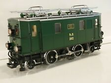 LGB 23450 RHB Ge 2/4 Electric Locomotive No 202 DCC ready green livery Mint Boxd