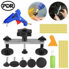 PDR Paintless Dent Removal Puller Bridge Glue Gun Sticks Hail Repair Tools Kit
