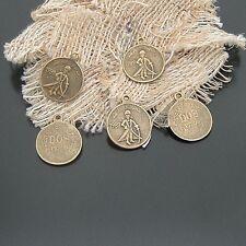 30pcs Vintage Bronze Alloy LE PETIT PRINCE Pendant Charms Jewelry 17mm 20893